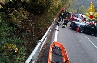 Cantù, furgone lo travolge e lo trascina per 30 metri in retromarcia: morto 74enne