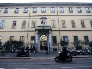 Il collegio San Carlo a Milano (Archivio LaPresse)
