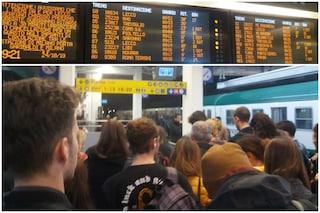 Milano, guasto agli impianti a Porta Garibaldi: disagi e treni in ritardo fino a 40 minuti