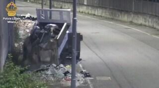 Milano, trasporto illecito di rifiuti: sequestrato un autocarro e denunciate sette persone