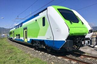 Trenord, pronto il primo treno ad alta capacità 'Caravaggio': sarà consegnato a novembre