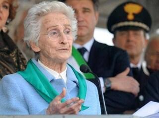 Brescia, morta a 93 anni Agape Nulli Quilleri: la staffetta partigiana simbolo della Resistenza