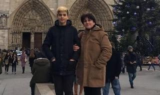 Lutto cittadino ad Ardenno per i funerali di Matteo e mamma Maria Grazia, morti in un incidente