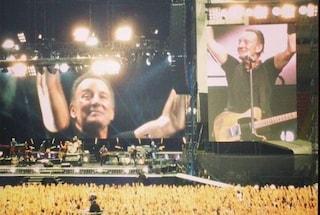 """San Siro, Bruce Springsteen contro la demolizione dello stadio: """"Sarebbe tremendo, ha un'anima"""""""