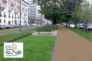 Milano, approvato il progetto per riqualificare Corso Sempione: via le auto, più verde e ciclabili