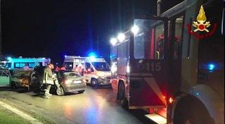 Lovere, 22enne investito da un ubriaco: è gravissimo. L'automobilista denunciato per lesioni gravi