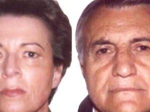 Cristina Maioli e suo marito Antonio G. – Foto Bresciaoggi