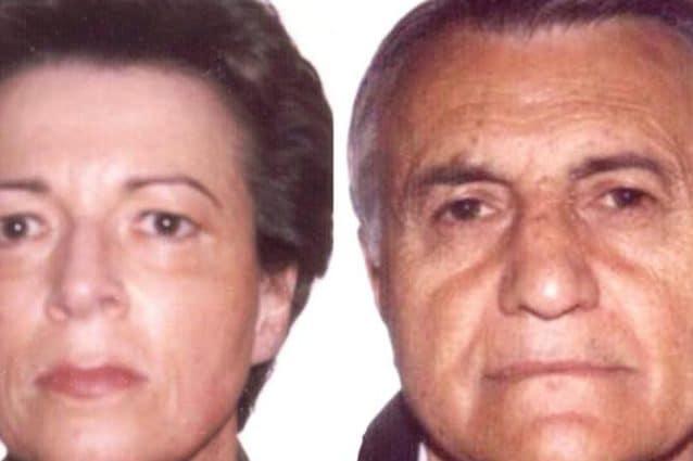 Cristina Maiol e suo marito Antonio Gozzini – Foto Bresciaoggi