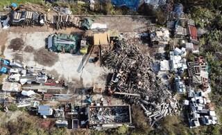 Sequestrata discarica abusiva a Villanterio nel Pavese: all'interno oltre 500 metri cubi di rifiuti