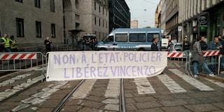 Anarchici chiedono la liberazione di Vincenzo Vecchi, condannato per le devastazione al G8 di Genova