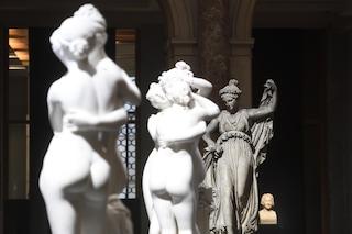 A Milano la mostra dedicata a Canova e Thorvaldsen: 160 sculture a confronto alle Gallerie d'Italia