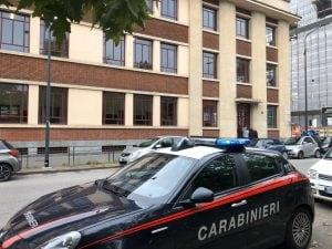 La scuola Pirelli, in cui è avvenuto il tragico incidente (Foto Simone Giancristofaro/Fanpage.it)
