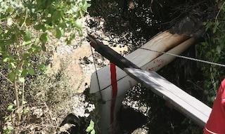 Ultraleggero si ribalta durante l'atterraggio nel Monzese: miracolosamente illeso 81enne ai comandi