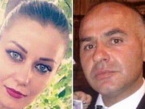 La vittima, Zinaida Solonari, e il presunto omicida, il marito Maurizio Quattrocchi (Facebook)