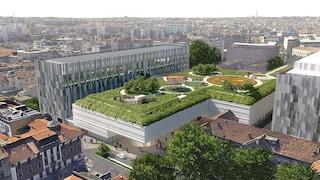 Nuovo Policlinico di Milano: posata la prima pietra, la struttura aprirà nel 2023