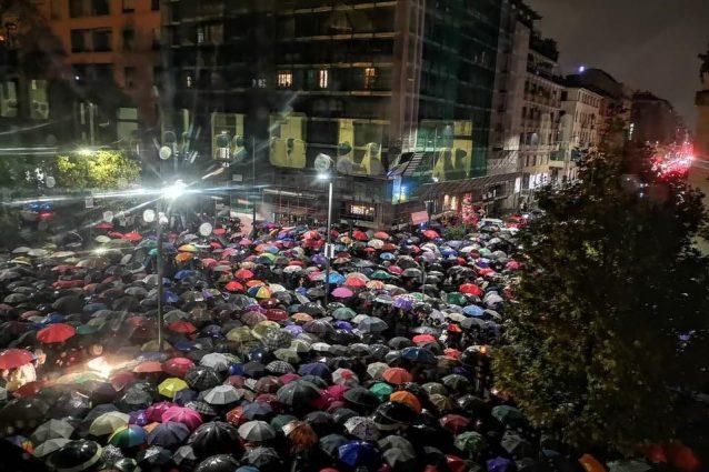 (Foto Facebook – Sentinelli di Milano)