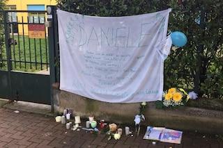 Chiari, dolore e commozione ai funerali di Daniele morto a 4 anni in un incidente sulla Brebemi
