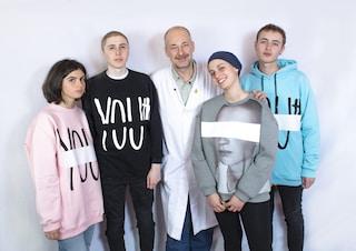 Milano, i ragazzi del Progetto Giovani presentano la loro collezione di felpe: Youth