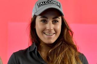 Desenzano, incidente sulla A4 per la campionessa di sci Sofia Goggia: è illesa