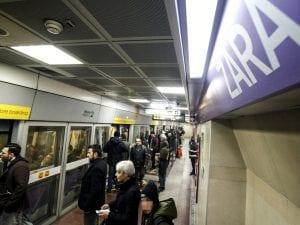 La metro Lilla a Milano (Immagine di repertorio)