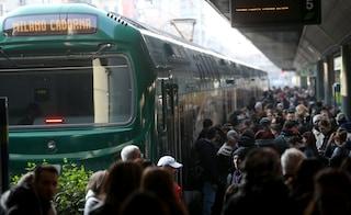 Guasto alla rete ferroviaria: disagi e ritardi fino a 50 minuti per i treni tra Como e Milano