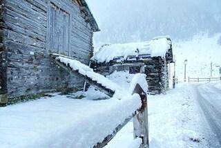 Maxi nevicata a Livigno: il paese si risveglia imbiancato, oltre mezzo metro in quota