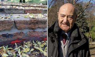 """Vandali al Giardino dei giusti, Nissim: """"È un simbolo etico di Milano, la città se ne prenda cura"""""""