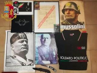 """Inchiesta """"Ombre Nere"""", neonazista 57enne arrestato a Monza: in casa aveva un fucile e due revolver"""