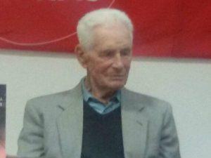 Il partigiano Athos Zanca