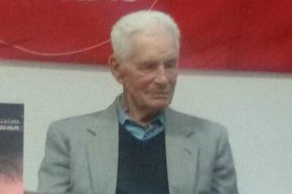 """Milano, morto il partigiano Athos Zanca detto """"Sele"""": fu premiato da Pertini per il suo coraggio"""