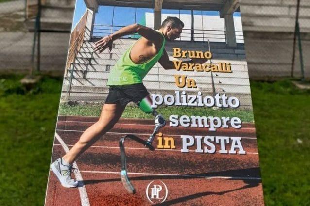 La copertina del libro di Bruno Varacalli e della giornalista Luisa Bove