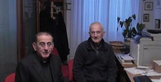 """L'arcivescovo di Milano visita don Giorgio, il prete anti-Salvini: """"Mi ha espresso sua solidarietà"""""""