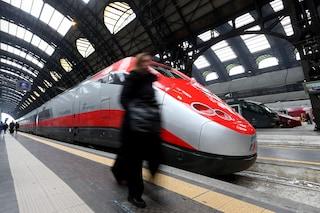 Guasto tecnico nei pressi di Melegnano, ritardi sulla linea Alta Velocità Milano-Bologna