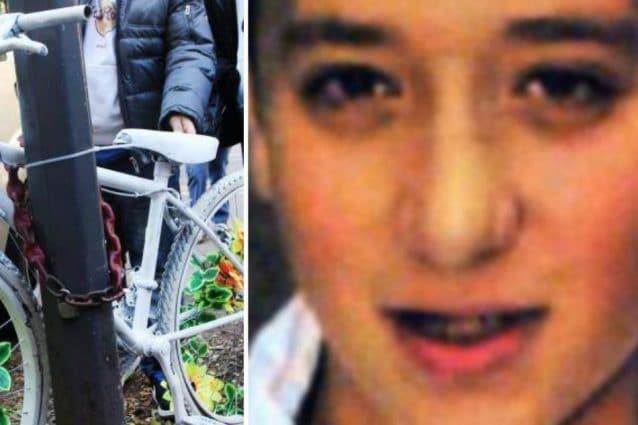 "Giacomo Scalmani e la ""ghost bike"" a lui dedicata"