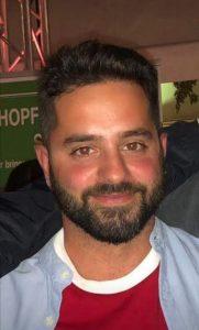 Matteo Russo, titolare del Ghe Pensi Mi e artefice del 'progetto NoLo'