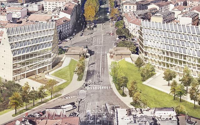 Il progetto del museo nazionale della Resistenza a Milano