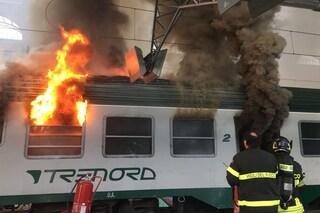"""Trenord, i lavoratori denunciano: """"Da tre anni niente prove antincendio per macchinisti e capitreno"""""""