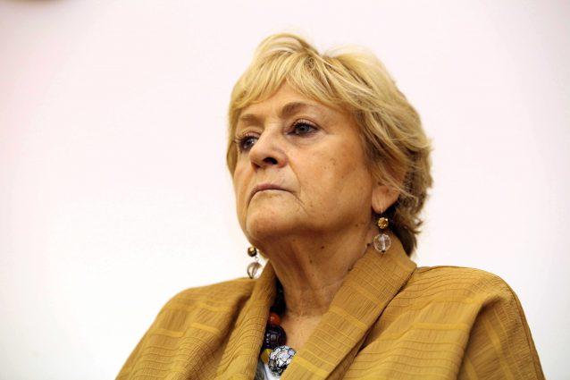 Ilda Boccassini (Archivio LaPresse)