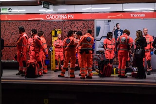 Tentato suicidio in metro a Milano, circolazione interrotta su parte della linea verde M2