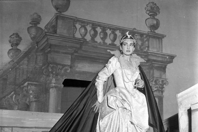 Maria Callas (Foto: Teatro alla Scala / Erio Piccagliani)
