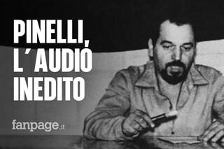 """""""La morte di Pinelli? L'ha voluta lui"""". L'audio inedito di uno degli ultimi testimoni oculari"""