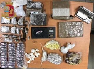 Milano, arrestati due fratelli con un grosso quantitativo di droga: nascondevano tutto in cantina