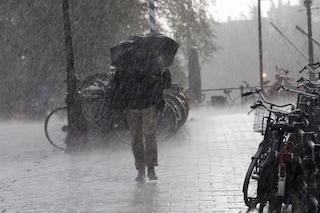 Previsioni meteo Milano dal 10 febbraio: pioggia e temperature massime in aumento