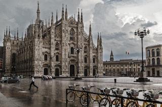 Allerta meteo Milano 13 giugno: forte pioggia e temporali, monitorati i fiumi Seveso e Lambro