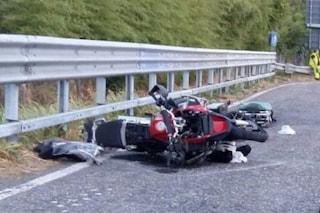 Incidente stradale a Rezzato: motociclista morto nello scontro con un furgone