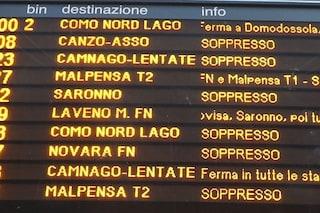 Trenord, a marzo bonus sull'abbonamento dei pendolari che hanno subìto ritardi o cancellazioni