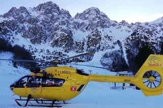 Livigno, incidente sulle piste da sci: cabinovia colpisce alla testa un operaio 40enne, è gravissimo