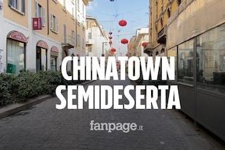 """Coronavirus, la comunità cinese in via Paolo Sarpi a Milano: """"Sguardi maligni, la psicosi peggiora"""""""