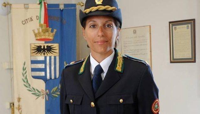La comandante della polizia locale di Corbetta