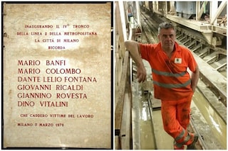 Operaio morto: è la 15esima vittima nei cantieri delle metro di Milano, la prima dopo trent'anni